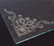 Заказать гравировку стеклянной столешницы в Москве, Uslugi4u
